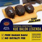 Peluang Usaha Kue Balok Lampung Timur