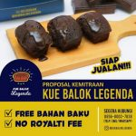 Waralaba Kue Balok Lampung Timur