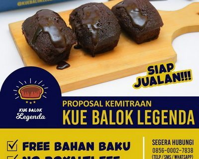 Franchise Kue Balok Teluk Wondama